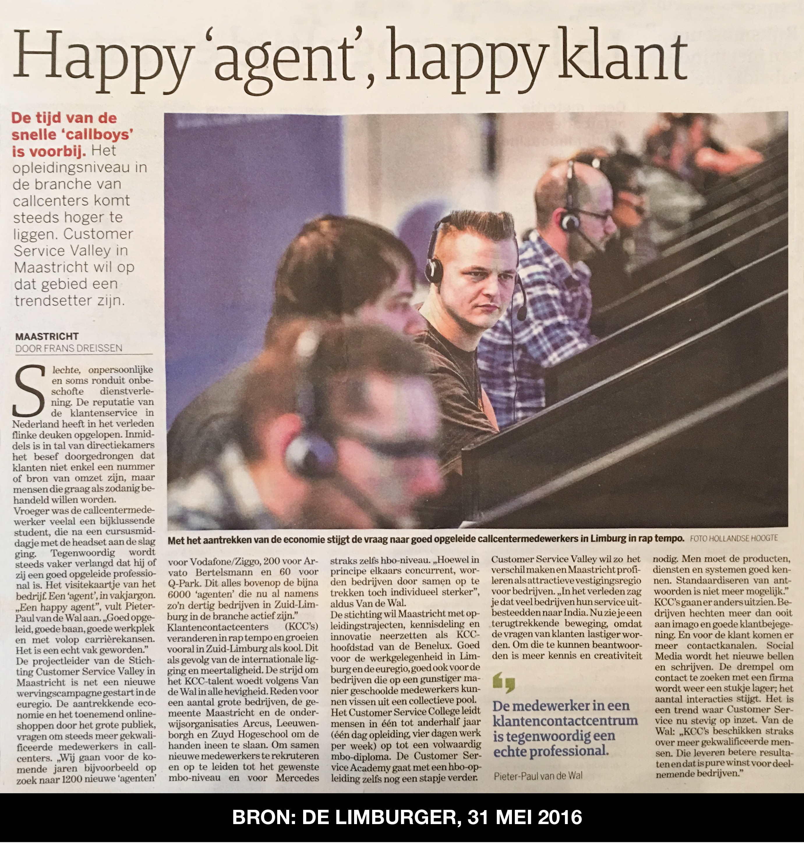 Happy Agent Campagne
